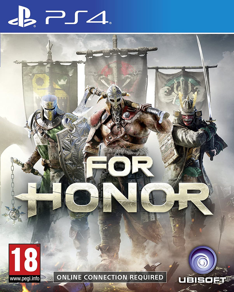 SONY PS4 GAME FOR HONOR