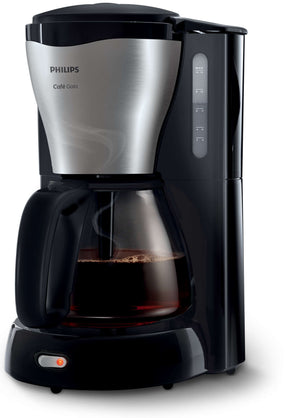 Philips Café Gaia Coffee Maker HD7564/20 with Glass Jug