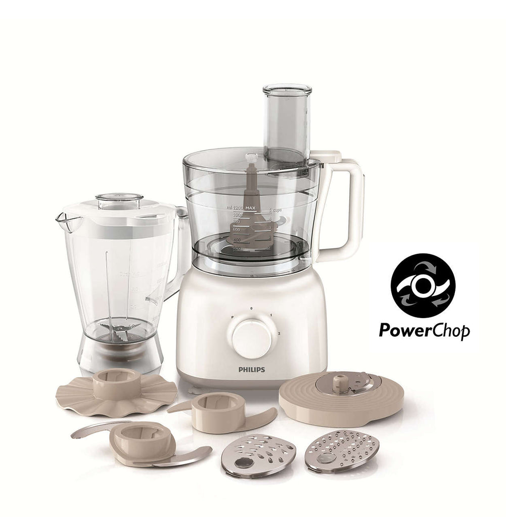 Philips Daily Collection Mini Food Processor HR-7628/00 650W