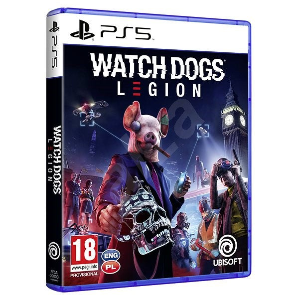 SONY PS5 GAME WATCH DOGS LEGION