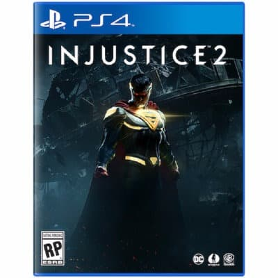 SONY PS4 GAME INJUSTICE 2
