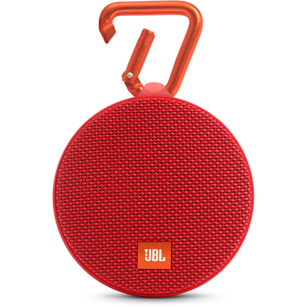 JBL Clip 2 Waterproof Portable Bluetooth Speaker