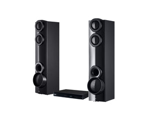 LG 4.2ch DVD Home Theater System LHD-675-FC