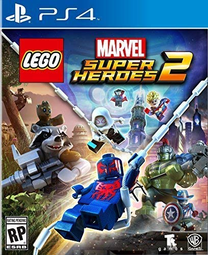 SONY PS4 GAME LEGO MARVEL SUPER HEROES 2