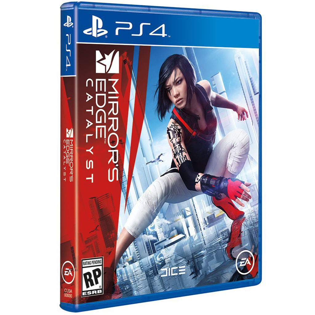 Sony PS4 Game Mirror Edge