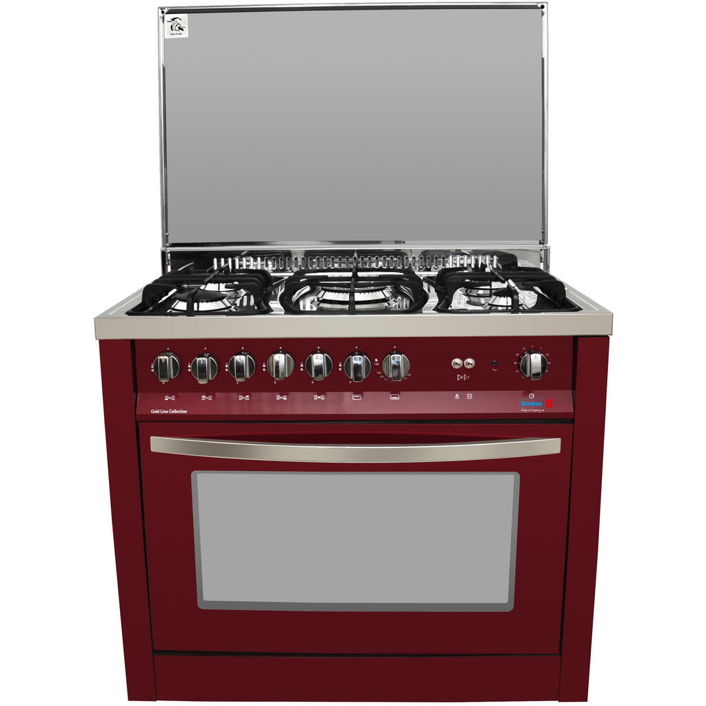 Scanfrost Gas Cooker – PRG-96G2G (5B Gas)