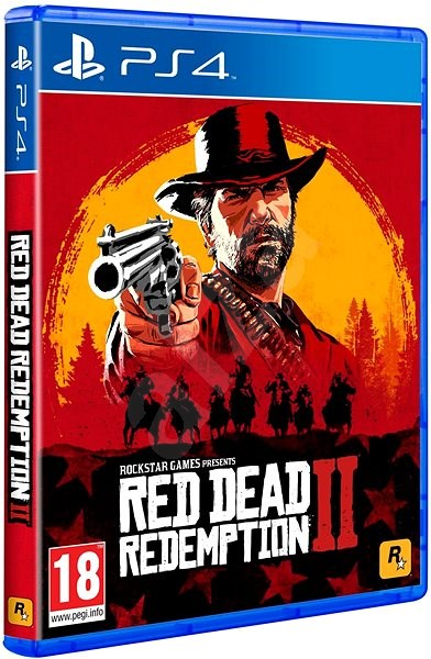 SONY PS4 GAME RED DEAD REDEMPTION II