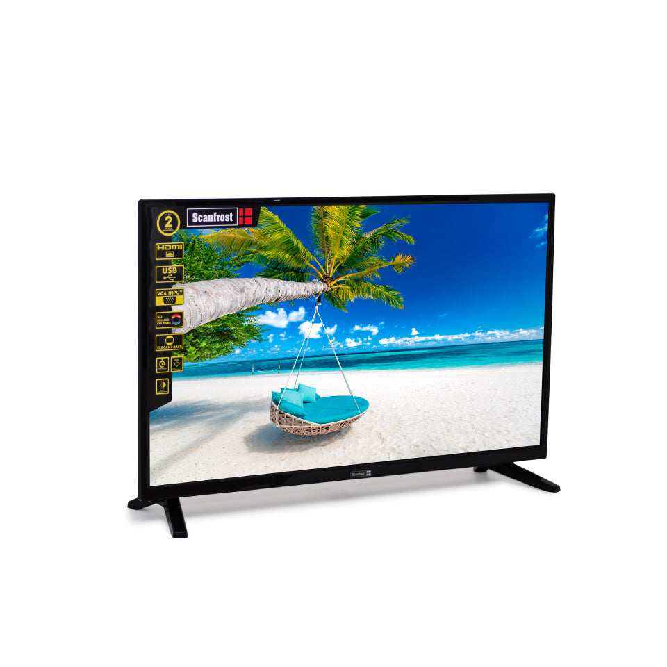 "Scanfrost 32"" LED TV SFLED32CL"