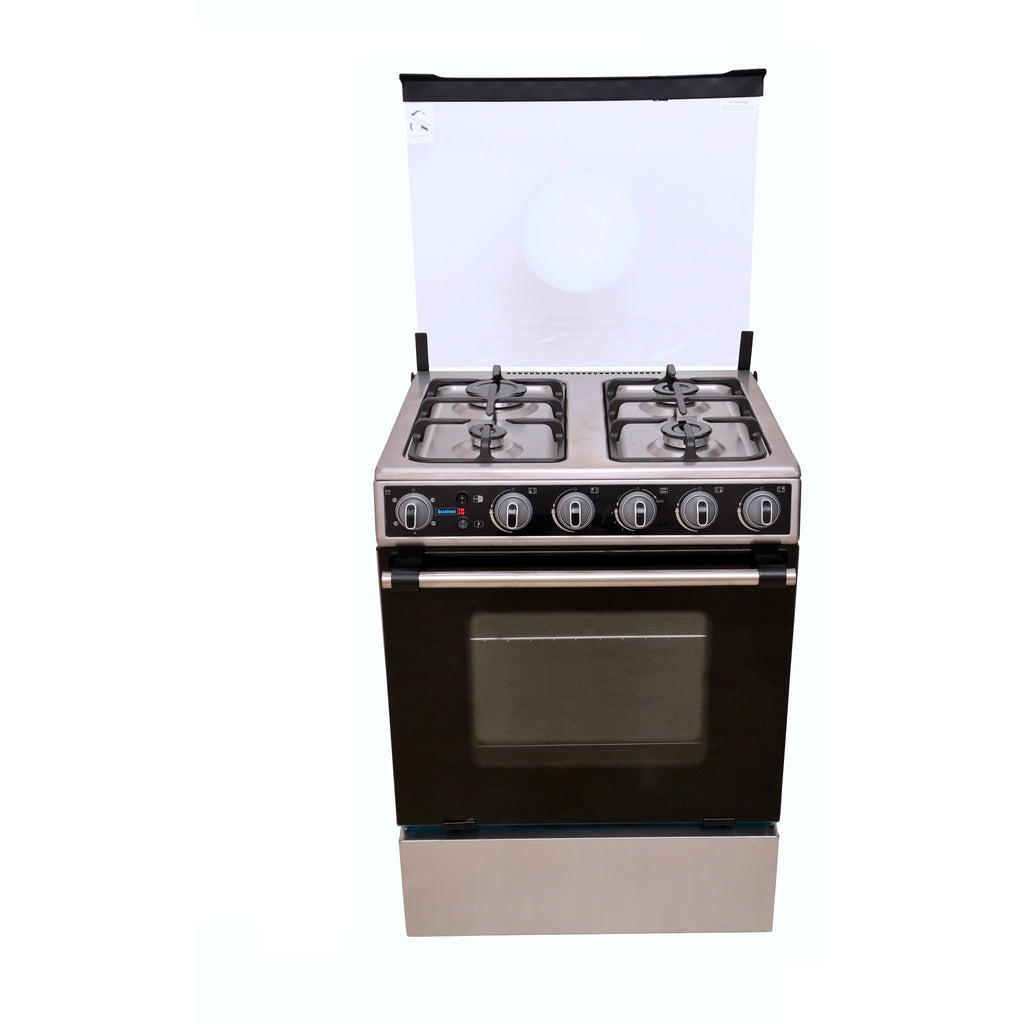 Scanfrost Gas Cooker SFC-6402 WD