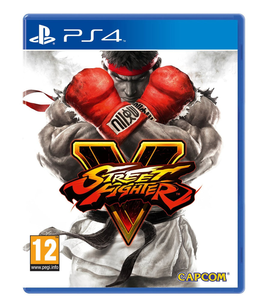 Sony PS4 Game Street Fighter V