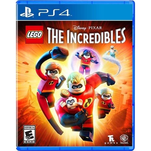 SONY PS4 LEGO THE INCREDIBLES