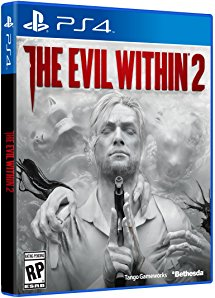 Sony PS4 Game The Evil Within 2