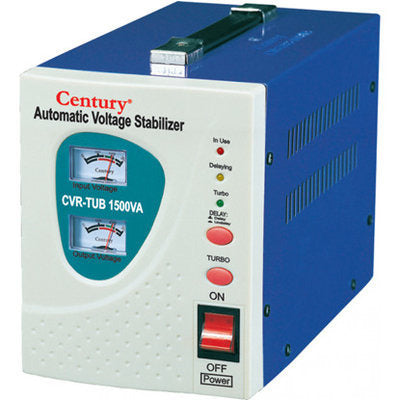 Century Automatic Voltage Stabilizer TUB-1500VA