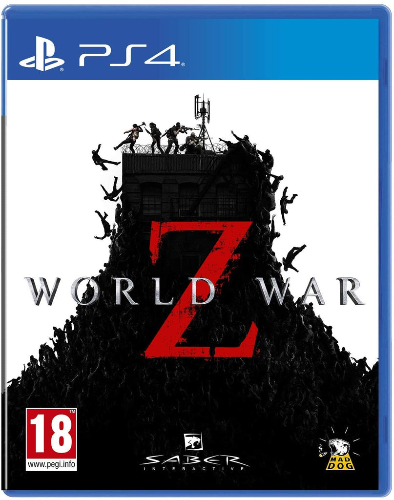 SONY PS4 GAME WORLD WAR Z
