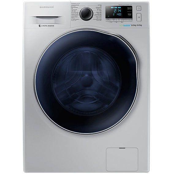 Samsung Washing Machine WW-80J5260GS/NQ (8KG)