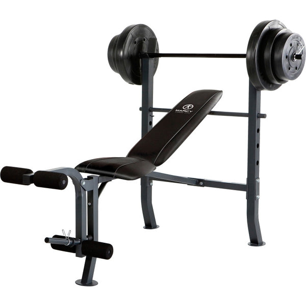 Bench Press with Weight