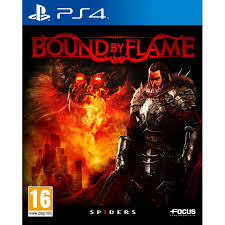 Sony PS4 Game Bound By Flame
