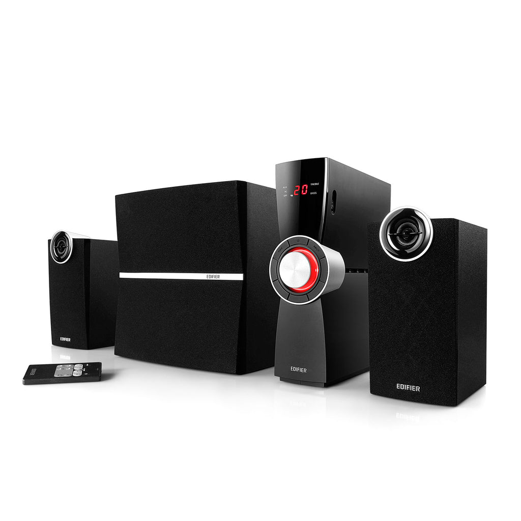 Edifier USA C2XD Optical 2.1 Multimedia Audio System