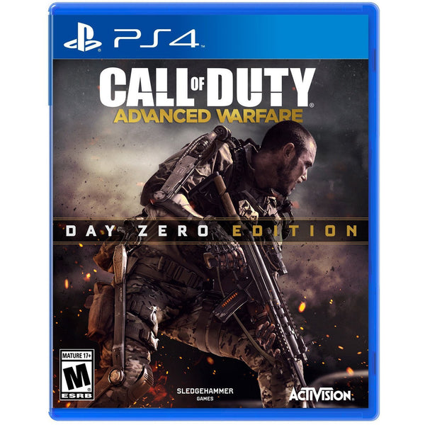 Sony PS4 Game Call of Duty: Advanced Warfare