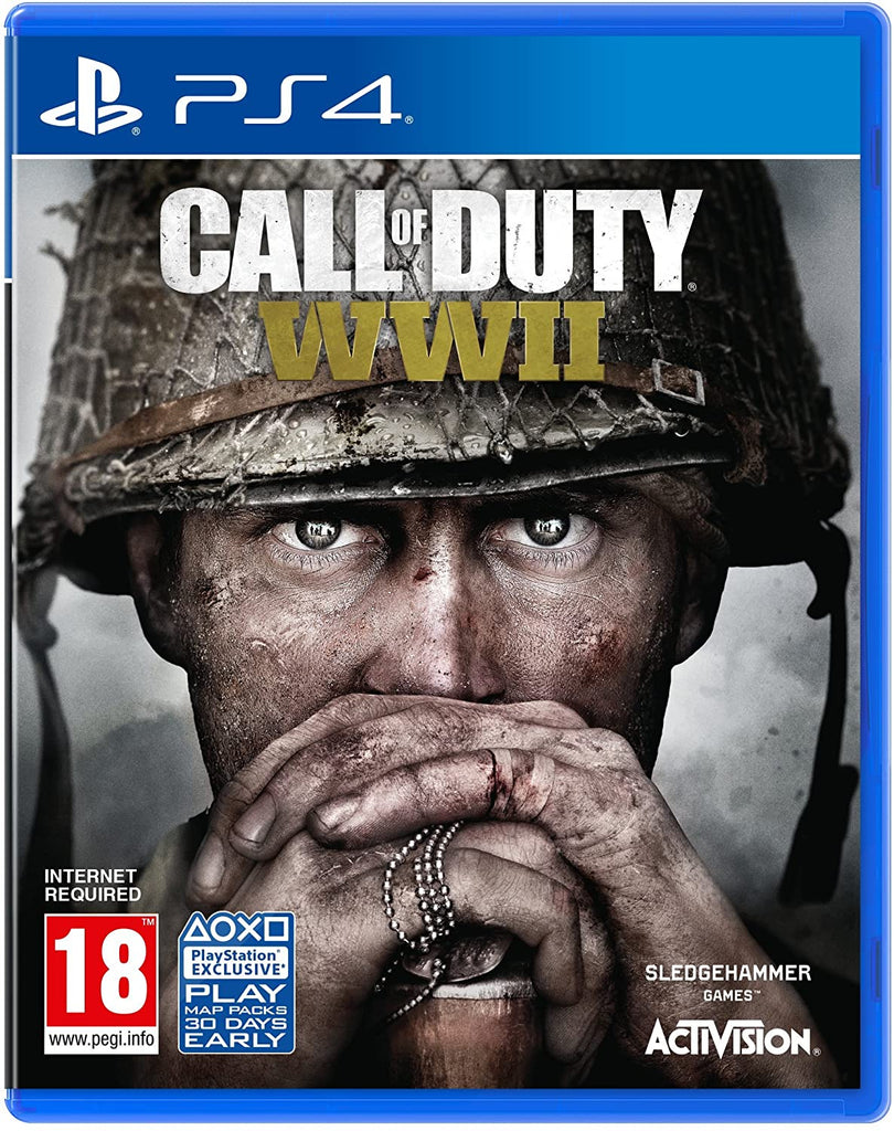 SONY PS4 GAME Call Of Duty World War II