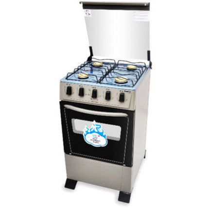 Scanfrost Gas Cooker SFCK-5400 NG