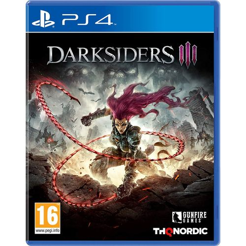 SONY PS4 GAME DARKSIDER III