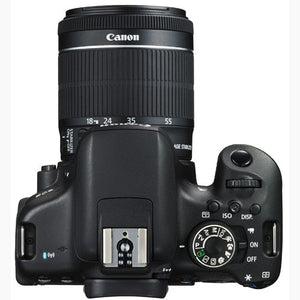 Canon EOS 750D DSLR with EF-S 18-55mm IS STM Lens
