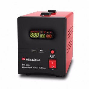 Binatone Digital Voltage Stabilizer DVS 2000