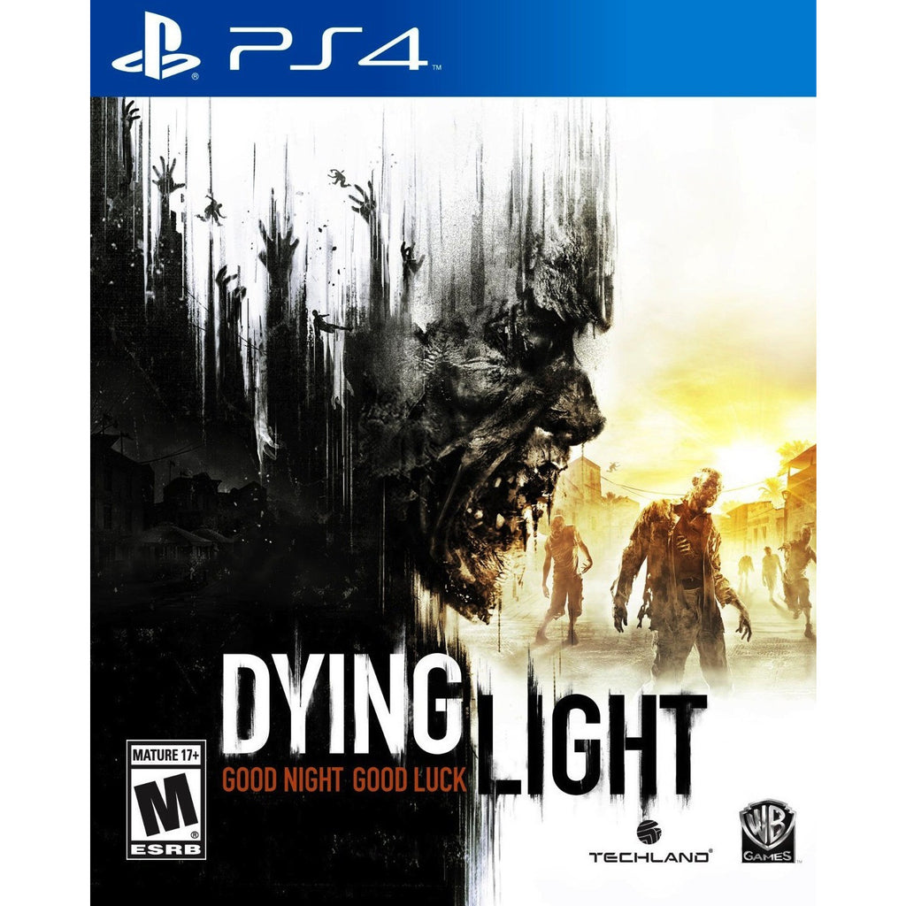 Sony PS4 Game Dying Light