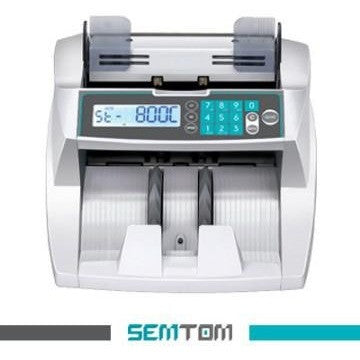 Semtom Currency Counting Machine with UV MG IR Detection ST-800