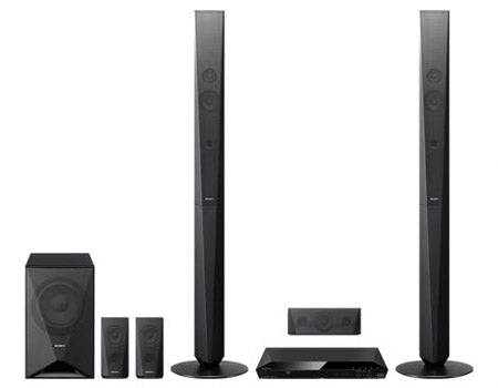 Sony DVD Home Theatre System DAV-DZ650