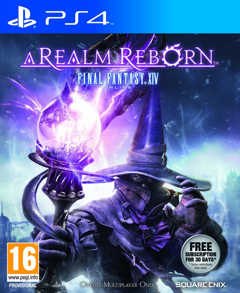 Sony PS4 Game Final Fantasy Realm