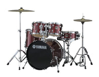 Yamaha GigMaker-2F Drum Set W/Cymbals