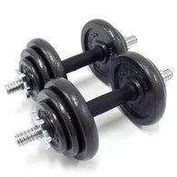 Adjustable Dumbells 20KG
