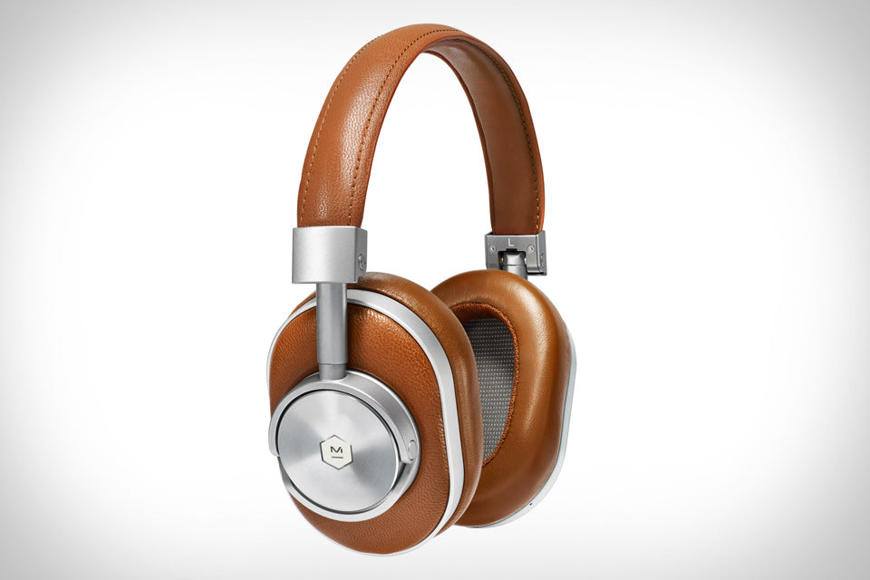 MASTER & DYNAMIC MW60 leather on-ear wireless headphones