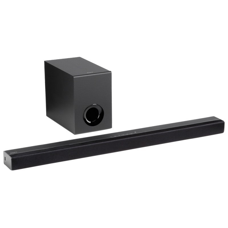 Sony Sound Bar with Subwoofer HT-CT80
