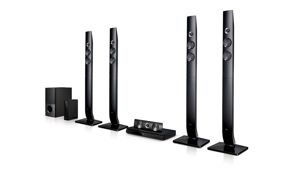 LG LHD756 DVD Home Theater System