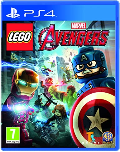 SONY PS4 LEGO MARVEL AVENGER