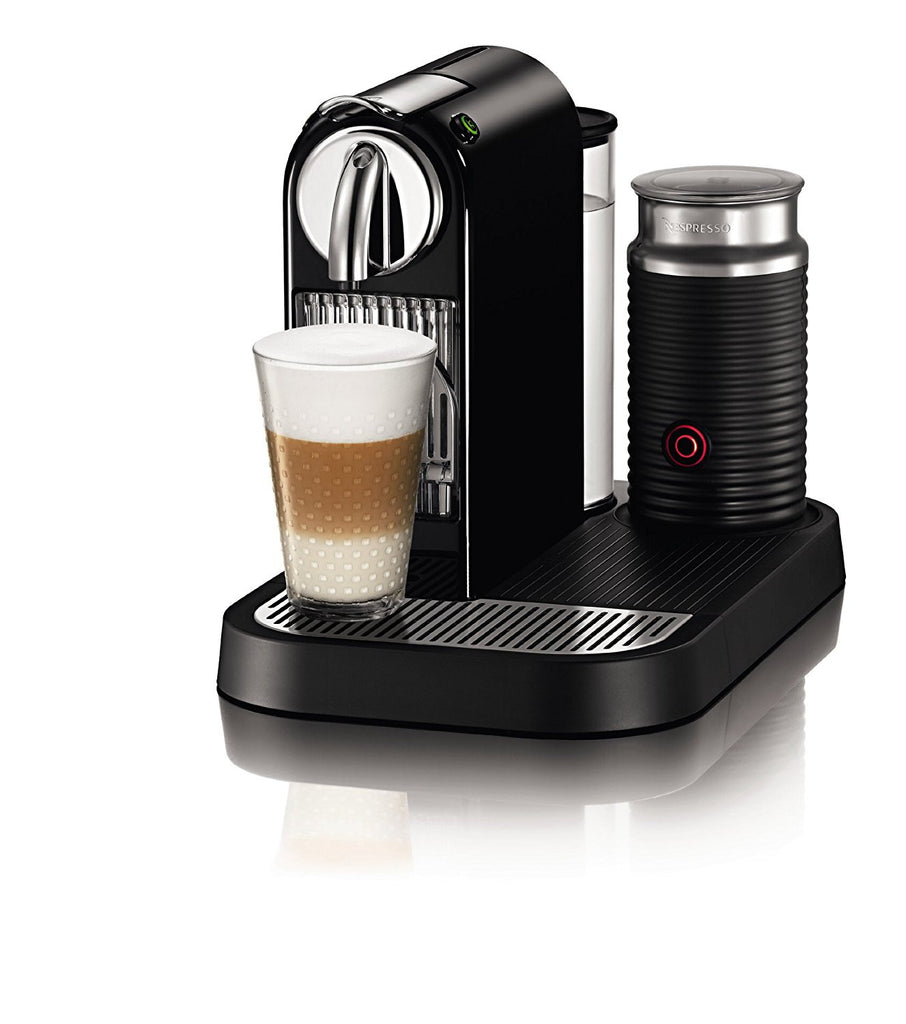 Nespresso Inissia Coffe Machine with Frother