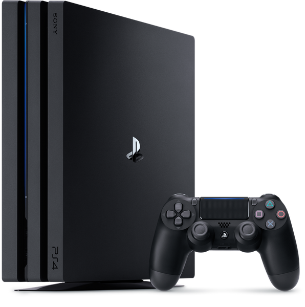 Sony PS4 Pro 1TB Console + Game