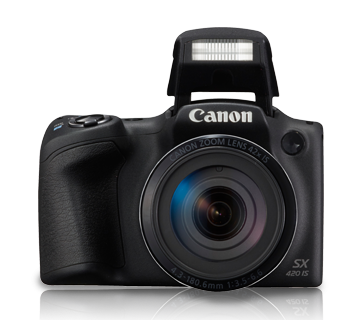 Canon Camera PowerShot  SX420 IS
