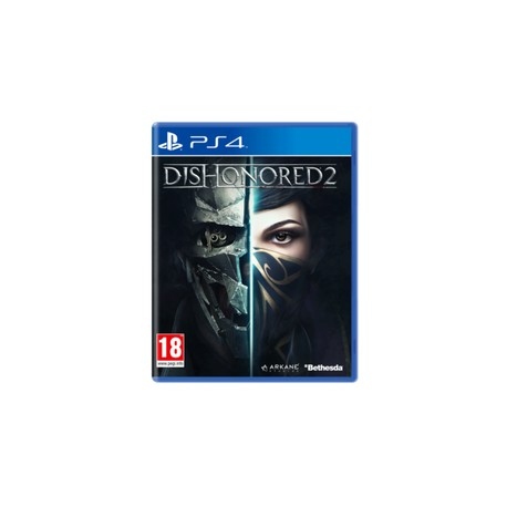 Sony PS4 Game Dishonored 2