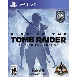 Sony PS4 Game Rise of the Tomb Raider