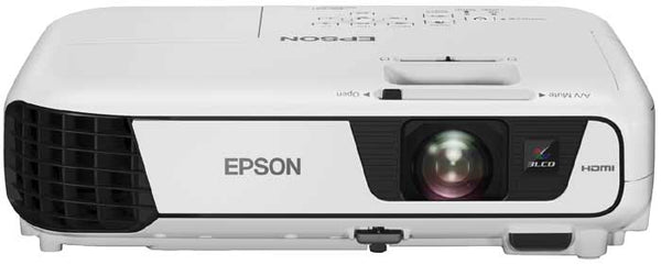 Epson EB-S31 3LCD 3200 Lumens Portable Projector