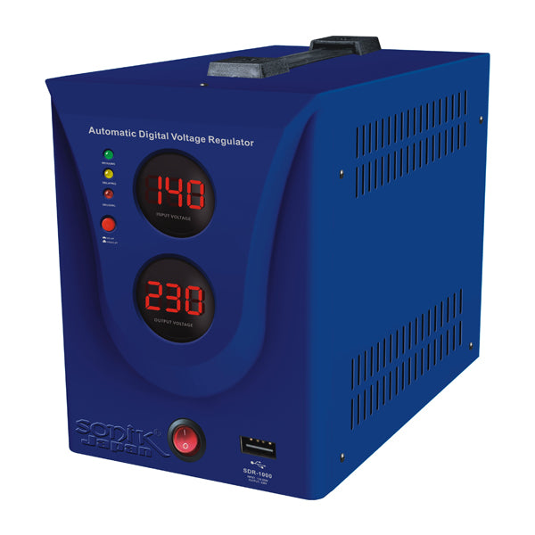Sonik Automatic Voltage Stabilizer 1000W