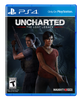 Sony PS4 Game Uncharted Lost Legacy