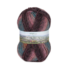 West Yorkshire Spinners Aire Valley Aran Fusions