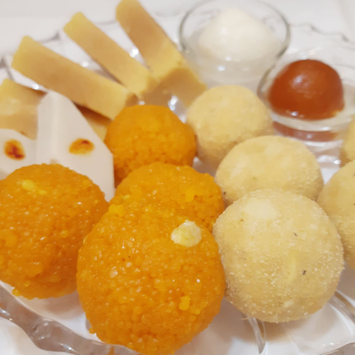 Mithai (Indian Sweets) and Mixes