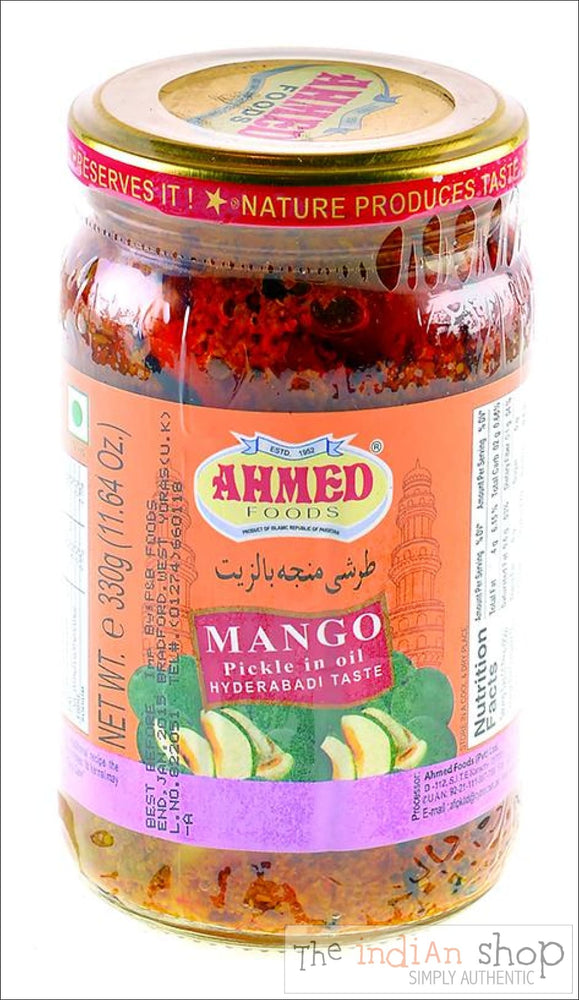 Ahmed Mango Pickle Hyderabadi - Pickle