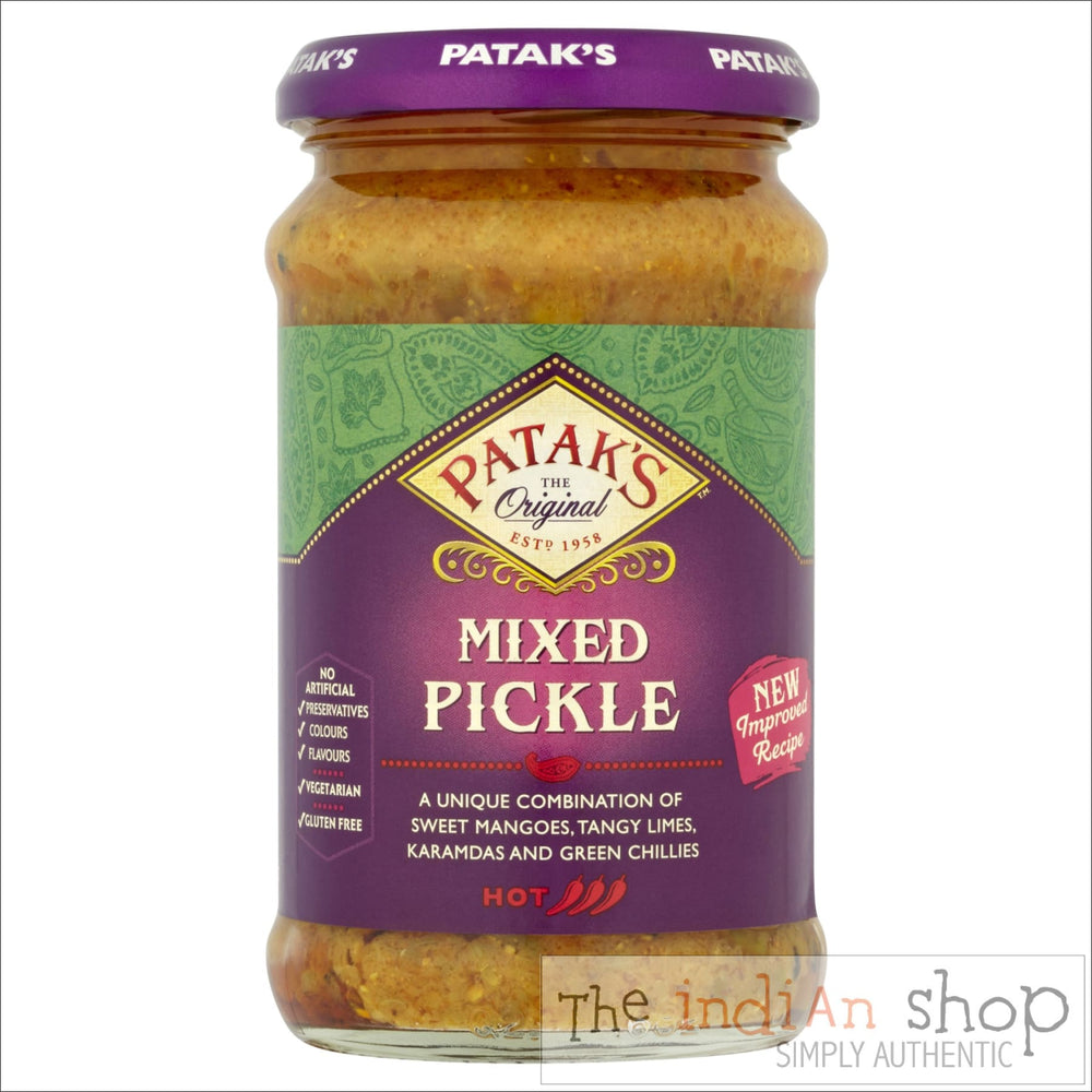 Patak Mixed Pickle - Pickle